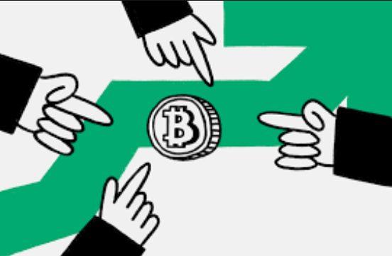 Украина вошла в 10-ку стран активно зарабатывающих на Bitcoin