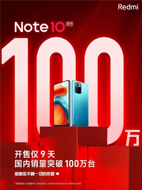 Новый смартфон Redmi стал самым популярным в истории бренда