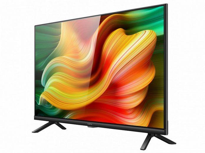 Realme анонсировала сверхдешёвый 4K-телевизор