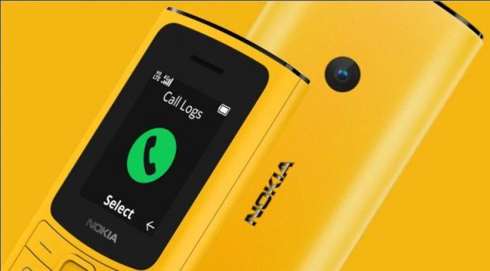 Представлены кнопочные Nokia 110 и 105: самые дешевые телефоны с LTE