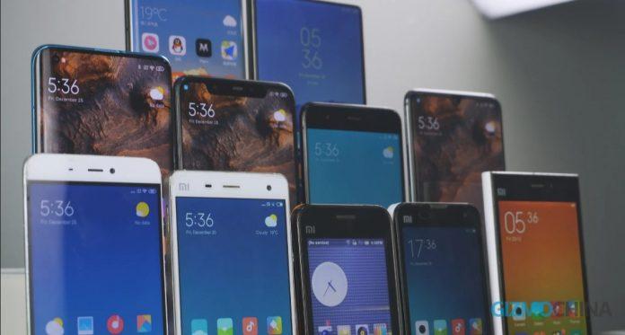 Известно, какие смартфоны выпустит Xiaomi во II полугодии