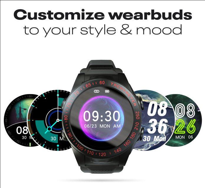 «Умные» часы со встроенными наушниками стали популярными до презентации