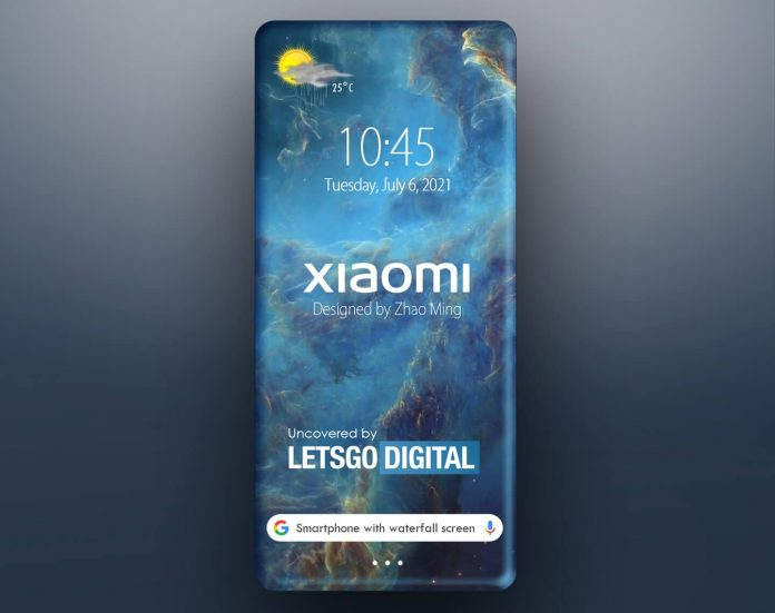 Xiaomi Mi Mix 4 может получить экран-водопад и полное отсутствие кнопок