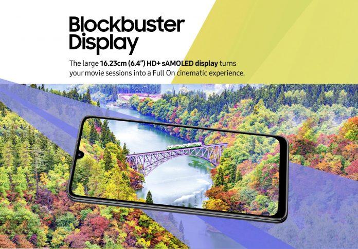 Представлен Samsung Galaxy F22 с Super AMOLED дисплеем 90 Гц и батареей на 6000 мАч