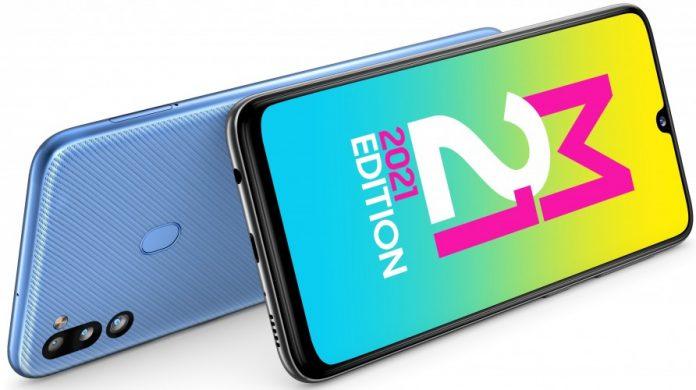 Представлен Samsung Galaxy M21 2021 Edition стоимостью 170 долларов