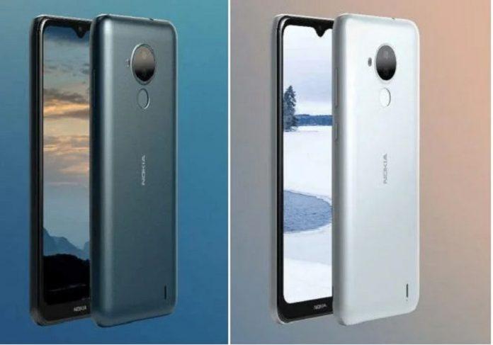 Nokia C30: бюджетный смартфон с батареей на 6000 мАч