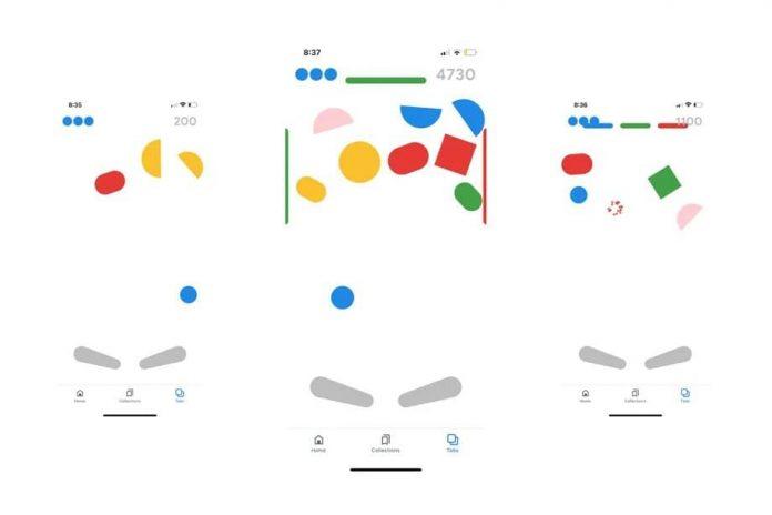 В приложении Google обнаружили «секретную» пасхалку-игру