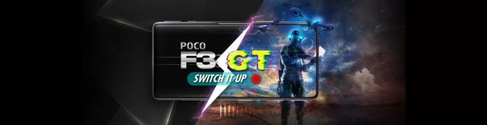 Poco F3 GT: дата презентации и характеристики самого доступного игрового смартфона Xiaomi