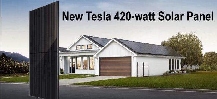 Tesla представила самую «мощную» солнечную панель для жилых помещений