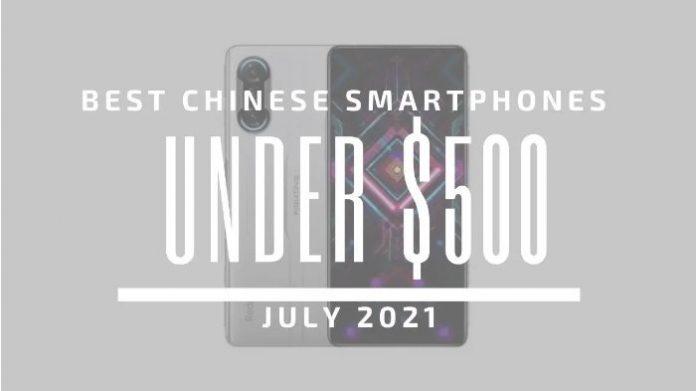 Назвали 5 лучших смартфонов июля
