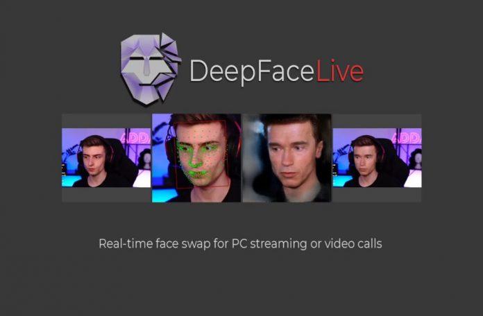 Появилось приложение, которое позволяет легко менять лицо в видеороликах