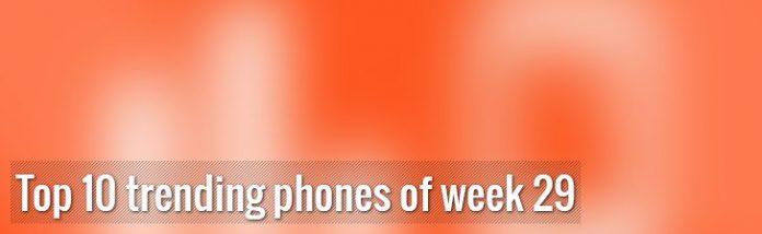 Среди 10 популярных смартфонов прошлой недели новый лидер