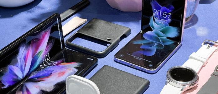 Samsung предлагает обмен четырех старых смартфонов на один новый