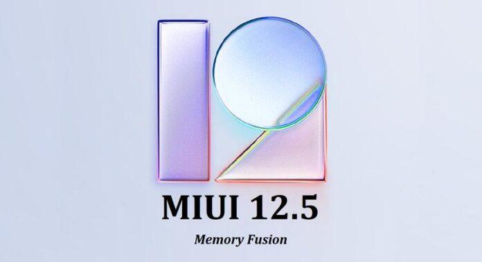 Первые смартфоны Xiaomi получили MIUI 12.5 с функцией расширения памяти