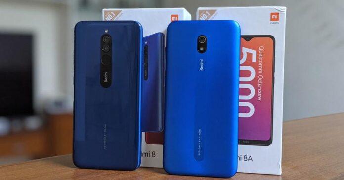 Xiaomi обновила два бюджетных смартфона до MIUI 12.5