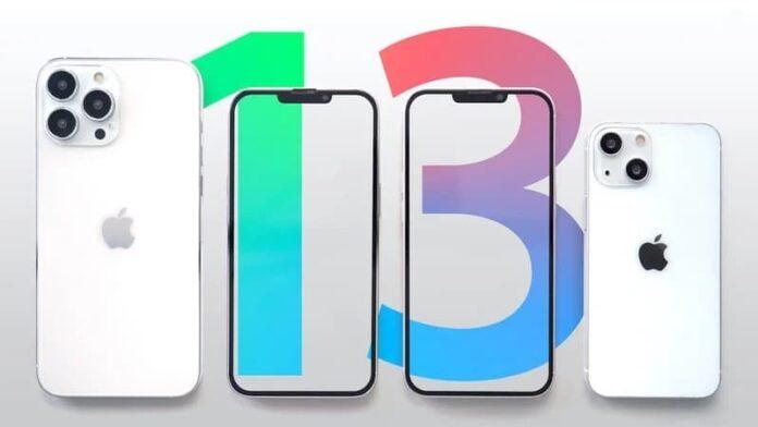 Известна дата презентации iPhone 13 и основные изменения