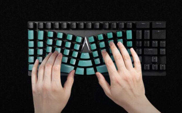 Xiaomi начала краудфандинг «лучшей изогнутой игровой клавиатуры в мире»
