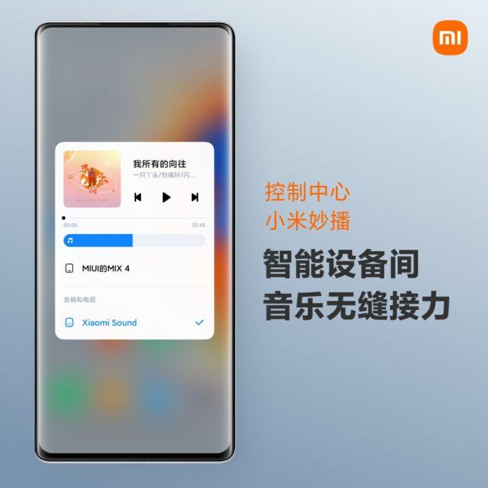 Названы смартфоны, планшеты и колонка Xiaomi, которые получили новую музыкальную функцию
