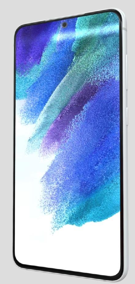 Samsung S21 FE: впервые показали внешний вид самого бюджетного флагмана компании