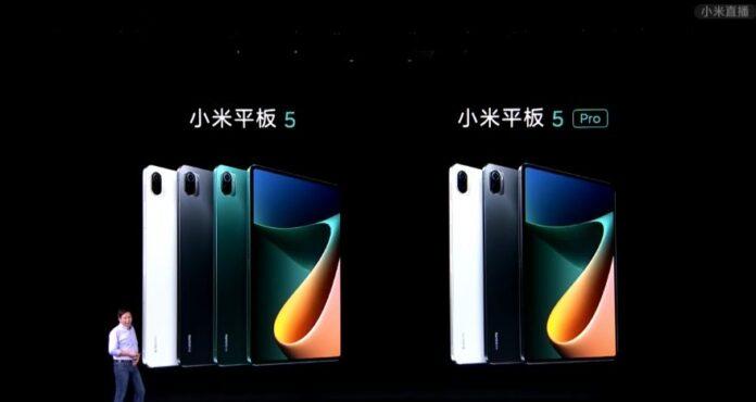 Xiaomi Mi Pad 5 и Mi Pad 5 Pro: первые Android-планшеты, который призваны создать конкуренцию iPad Pro