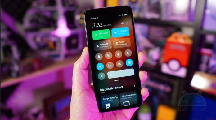 Xiaomi преобразила «Центр управления» в улучшенной MIUI 12.5