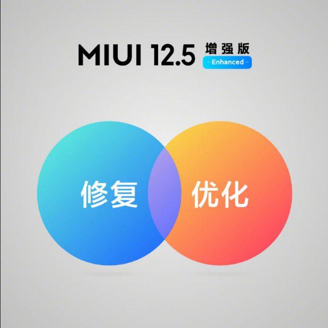 В Xiaomi рассказали, когда первые 12 смартфонов получат улучшенную MIUI 12.5