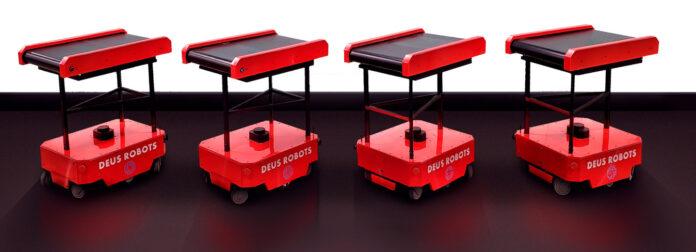 «Новая почта» тестирует роботов украинского производства