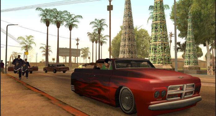 Современные версии GTA III, GTA Vice City и GTA San Andreas выйдут в следующем году