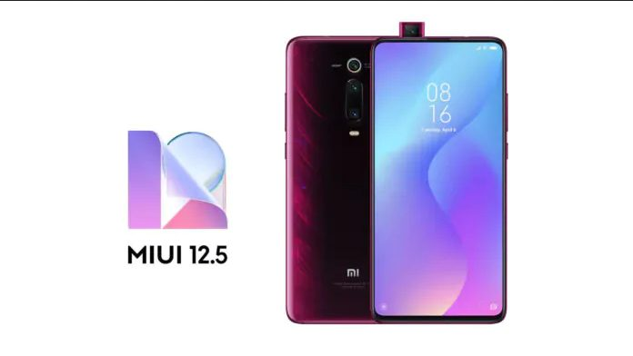MIUI 12.5 доступна для популярного смартфона Redmi и скоро ее получит Xiaomi Mi 9T