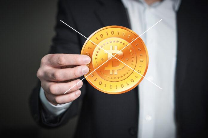 Китай признал пользователей криптовалюты преступниками. Bitcoin снова резко упал