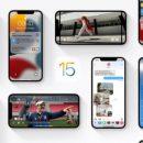 Известно, какие смартфоны получат обновленную iOS 15