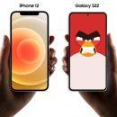 Samsung Galaxy S22: компактный конкурент iPhone 13
