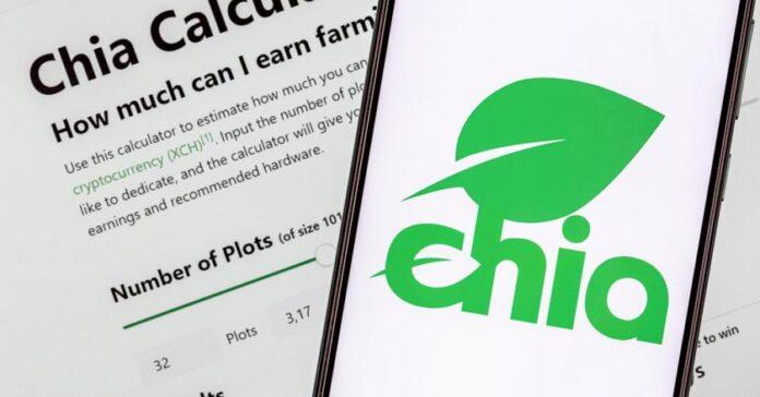 Криптовалюта Chia подешевела почти на 90%. Майнеры распродают SSD и HDD