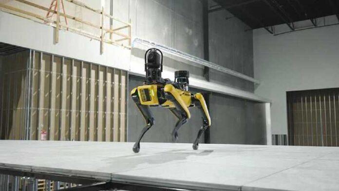 Робособаки от Boston Dynamics начнут патрулировать дата-центры