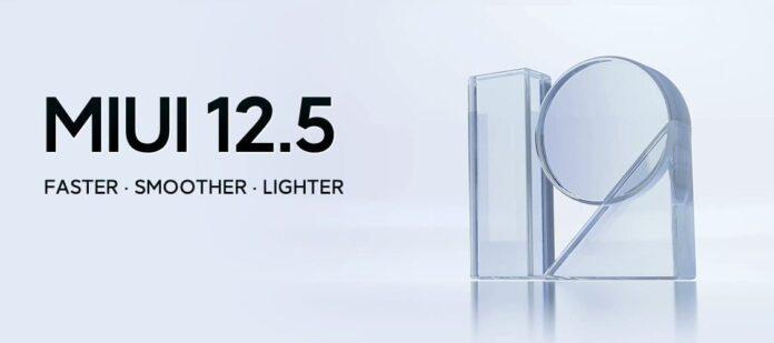 10 смартфонов Xiaomi получили MIUI 12.5