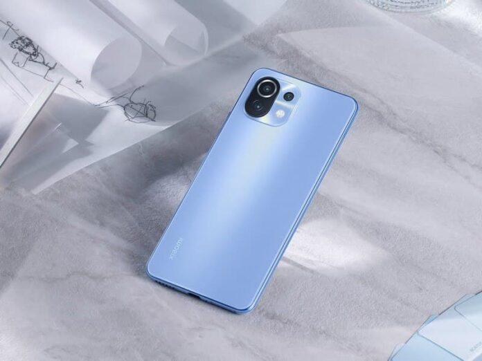 Подтвержден дизайн бюджетных флагманов Xiaomi Mi 11T и Mi 11 Lite NE