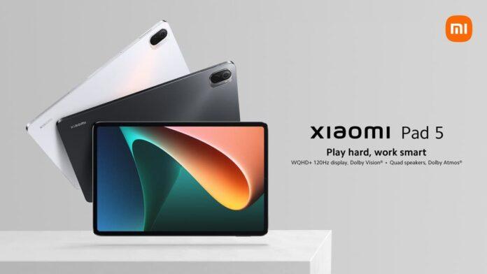 Xiaomi Pad 5 с сотнями подарков доступен на AliExpress со значительной скидкой