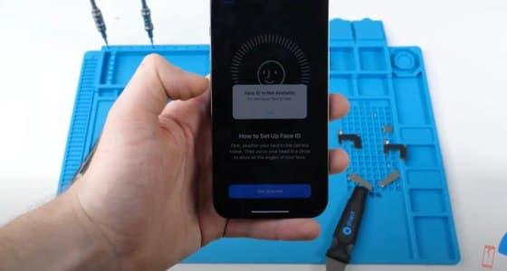 Заменил экран — не работает FaceID: новая проблема iPhone 13