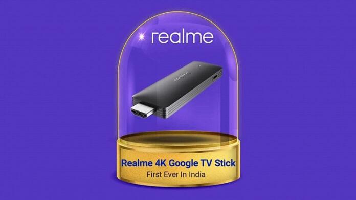 Realme представит конкурента бюджетному Xiaomi Mi TV Stick