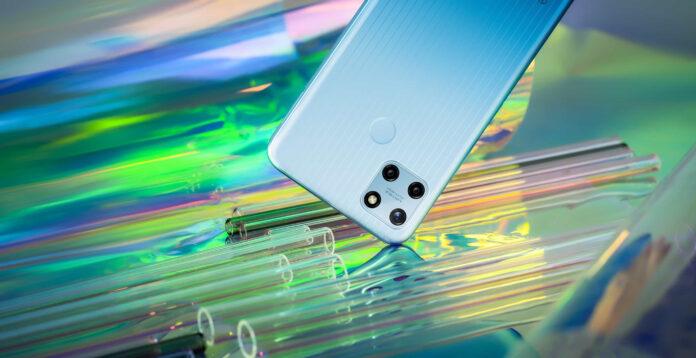 Realme представила более доступного конкурента Redmi 10