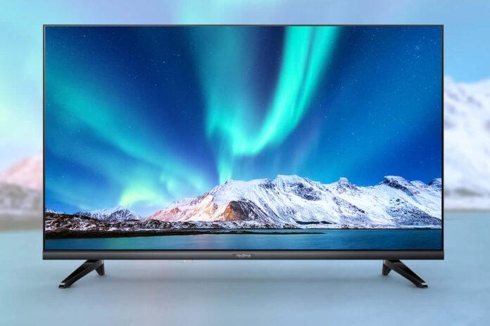 Realme анонсировала самый бюджетный 32-дюймовый телевизор