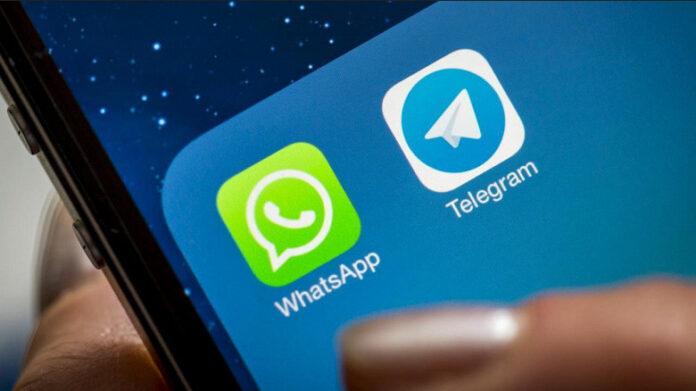 «Какой сейчас год?»: Telegram высмеял WhatsApp за новую функцию