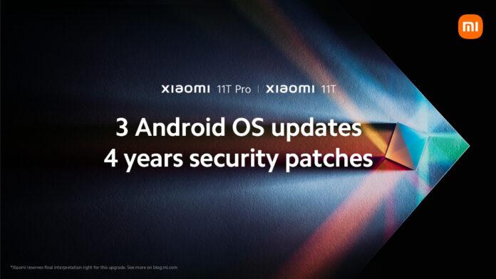 Названы первые два смартфона Xiaomi, с 3-летним сроком обновления ОС