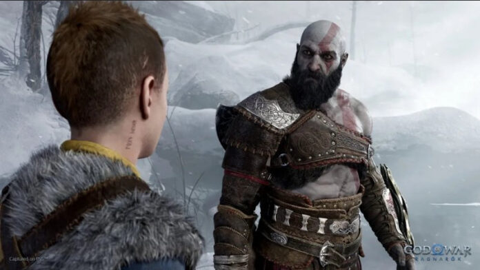 Sony показала максимальную производительность PlayStation 5 с помощью God of War: Ragnarok