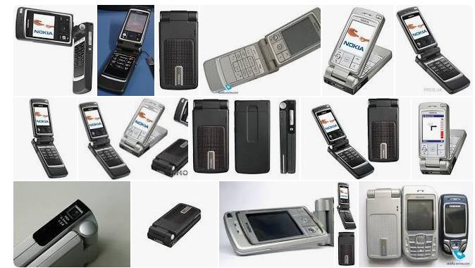 9 самых необычных телефонов начала нулевых