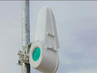 Лазерный интернет показал скорость до 20 Гбит/сек