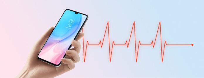 С помощью любого смартфона Xiaomi можно измерять пульс