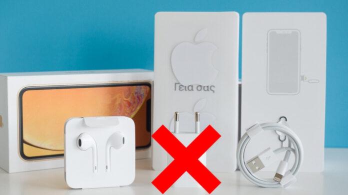 Все смартфоны могут остаться без зарядки в комплекте