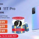 Xiaomi 11T Pro стал более доступным на AliExpress