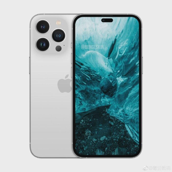 iPhone 14 Pro многих удивит вырезом для фронтальной камеры